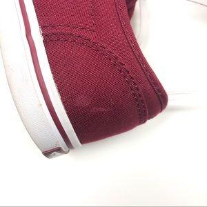 Vans Shoes - Women's Vans Atwood Low Sneakers Burgundy